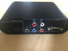 Farnell HDMI to YUV/VGA convertor  RGB +VGA AV17444