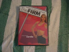 The Firm - Express Cardio (DVD, 2004) Fast & Firm Series    NEW
