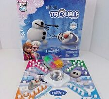 Disney FROZEN Olaf's in Trouble Pop-O-Matic Game Hasbro Toys