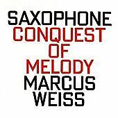 Carter Cage Wolpe Schoenberg CD Conquest of Melody Marcus WEISS