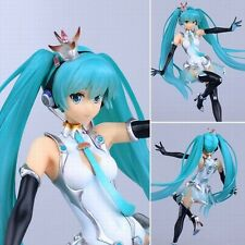 Anime Vocaloid HATSUNE Miku Racing 2014 1/8 PVC Figure Figurine No box 20cm