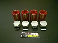 Rover k series 1.8 turbo pistons + liners set of 4
