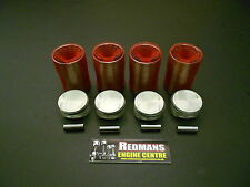 ROVER K SERIES 1.8 TURBO PISTONI + Rivestimenti Set di 4