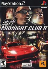 Midnight Club II - Playstation 2 Game Complete
