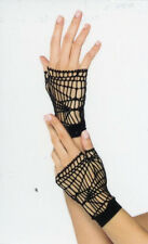 Hot Fishnet Gloves Fingerless Wrist Women Lady Costume Party Nightclub Dance New