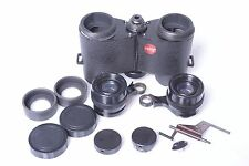 LEICA TRINOVID 8X32 B BODY BINOCULARS PARTS NOT COMPLETE ELELMENTS NOT INCLUDED.