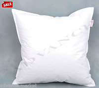 DUCK FEATHER CUSHION PADS INNERS INSERTS FILLERS SCATTERS ALL SIZES