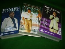 *DANIEL O'DONNELL* ABC VIDEO - FANS TRIPLE TREAT COLLECTION OF CLASSIC SONGS WOW