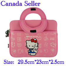 New Hello Kitty Design Soft Protective Sleeve CaseBag Skin Cover For iPad1 2 3 4