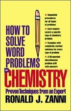 How to Solve Word Problems in Chemistry (How to Solve Word Problems (M-ExLibrary