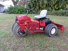 "Toro 3020 Sand Pro Sand Trap Rake  3 Wheel Drive w/ rear 66"" Box Blade"