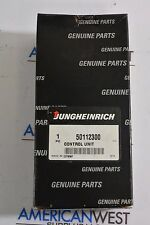 1 NEW JUNGHEINRICH CONTROL UNIT PART# 50112300  Printed Circuit board