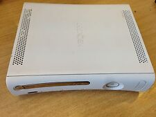 XBOX 360 WHITE CONSOLE ONLY **UNTESTED**