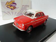 Premium X PR0021 # NSU-Fiat Weinsberg 500 Baujahr 1960 rot 1:43 NEUHEIT