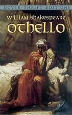 Othello (Dover Thrift Editions) by William Shakespeare, Good Book