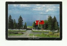 ROBERVAL, LAC ST. JEAN, QUEBEC, CANADA CHROME POSTCARD
