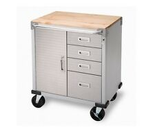 Seville Classics  Rolling Tool Cabinet Box Tools Chest Steel Storage Toolbox