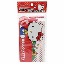 Sanrio Japan Hello Kitty Vinyl Checkbook Cheque Book Cover Passbook Case Holder
