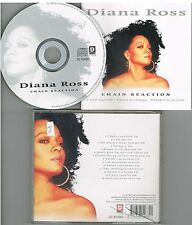 Diana Ross ‎– Chain Reaction CD 1999