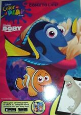 """FINDING DORY -  """"DORY""""  DISNEY 3D Magic with FREE App - COME TO LIFE COLORING"""