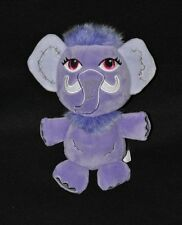 Peluche Doudou Beans Shiver Mammouth GIPSY Monster High 20 cm NEUF