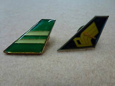 Cathay Pacific & Singapore Airlines Tail Pins
