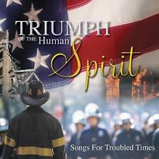 Country Dance Kings Triumph of Human Spirit: Songs for Troub CD