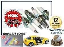 FOR MAZDA RX8 1.3i 2003-2010 NEW NGK IRIDIUM SPARK PLUG SET OF 4 PACK  OE
