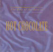 HOT CHOCOLATE : THE REST OF THE BEST OF HOT CHOCOLATE / CD - TOP-ZUSTAND