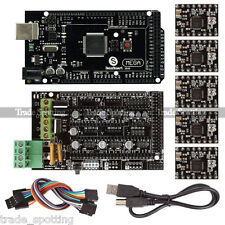 SainSmart 3D Printer Bundle Kit MAGE2560 R3+A4988 + RAMPS1.4 for Arduino RepRap