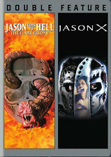 Jason Goes To Hell: The Final Friday / Jason X DVD