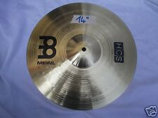 "MEINL made in Germany piatto crash 14 ""  HCS  ( batterìa rullante timpano tom )"