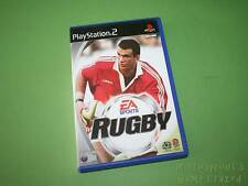 Rugby Sony PlayStation 2 PS2 Juego-Electronic Arts