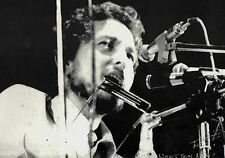 Bob Dylan - Isle Of Wight Concert 1969 Photo - Signed by Original Photographer
