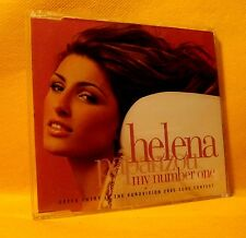 MAXI Single CD Helena Paparizou My Number One 2TR Eurovision 2005 Greek Entry