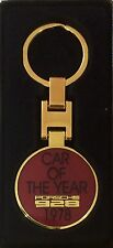 Porsche 928 40th Anniversary Car Of The Year Keyring