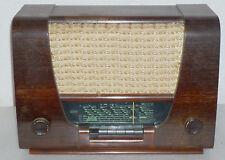 Schönes und seltenes Röhren Radio 4U65 Sternradio Rochlitz 1951