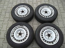 4 x Winterräder 195 65 R 15 Dunlop SP Winter Sport 4D BMW 3 E36 E46 (b388)