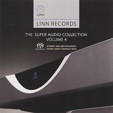 Linn Records: The Super Audio Surround Sound Collection Volume 4, New Music
