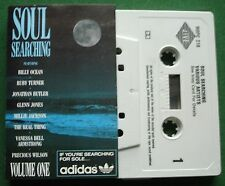 Soul Searching Vol 1 Billy Ocean Ruby Turner Real Thing + Cassette Tape - TESTED