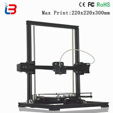 Original TRONXY X3 3D Printer High Precision Alumunium PLA/ABS 220*220*300mm MXF
