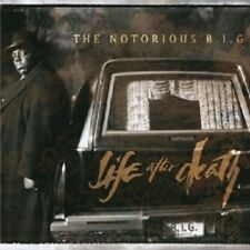 THE NOTORIOUS B.I.G. - LIFE AFTER DEATH 2 CD 24 TRACKS HIP HOP / RAP  NEW+