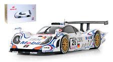 Spark 18LM98 Porsche 911 GT1 Le Mans Winner 1998 - McNish/Aiello/Ortelli 1/18