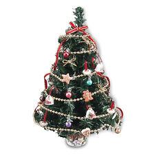 Reutter Porzellan Geschmückter Weihnachtsbaum / Christmas Tree Puppenstube 1:12
