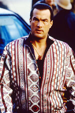 Steven Seagal 11x17 Mini Poster in colorful shirt