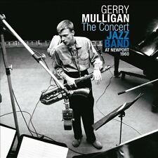 The Concert Jazz Band: At Newport 1960 by Gerry Mulligan (CD, Feb-2011, Solar)
