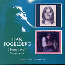 Home Free/Souvenirs by Dan Fogelberg (CD, Jul-2006, 2 Discs, Beat Goes On)