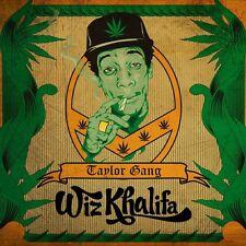 Wiz Khalifa - Music Rapper Fabric Art Cloth Poster 13inch x 13inch Decor 68