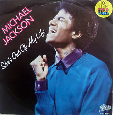 "7"" 1979! MICHAEL JACKSON She´s Out Of My Life /MINT-?"