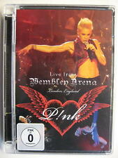 """PINK """"LIVE FROM WEMBLEY ARENA LONDON ENGLAND"""" - DVD"""